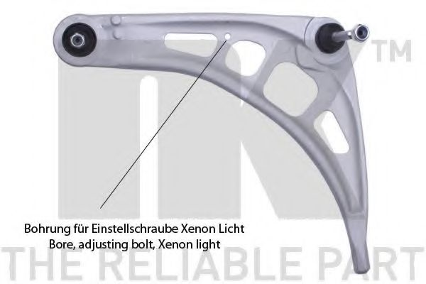 Bras de suspension  NK réf 5011527 (Fig-1)